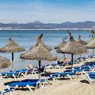 Пляж Плайя-де-Пальма