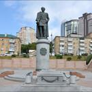 Памятник Муравьеву-Амурскому во Владивостоке