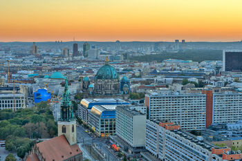 Вид Берлина