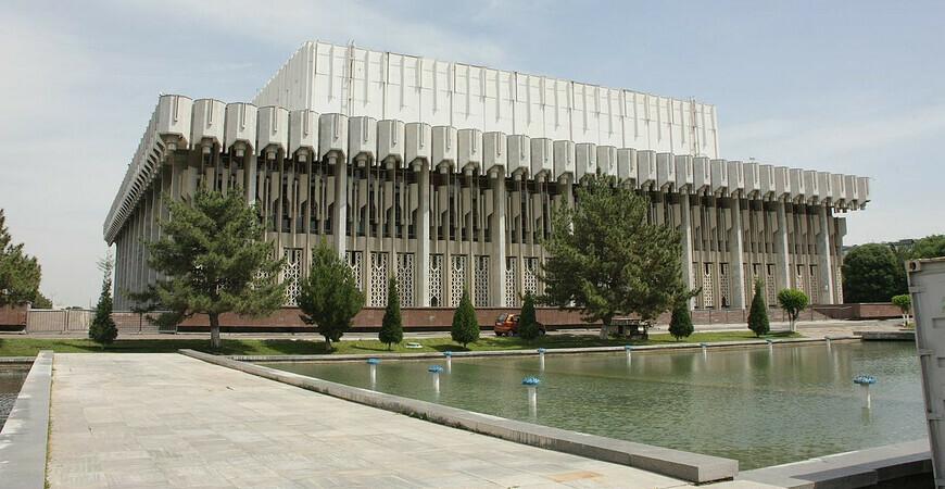 Дворец Дружбы народов «Истиклол» в Ташкенте