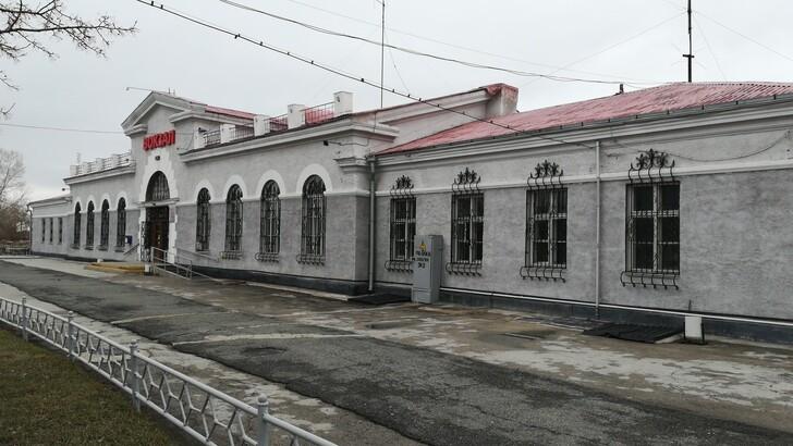 Вокзал Сибая