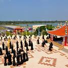 Китайский храм Вихарнра Сиен в Паттайе