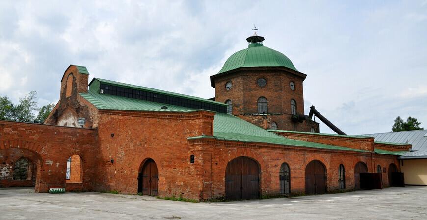 Музейный комплекс «Северская домна»