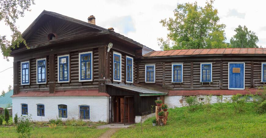 Музей «Красноуфимская земская больница»