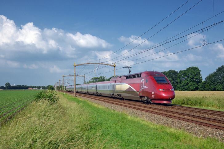 Поезд Thalys