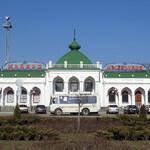 Ж/д вокзал Майкопа