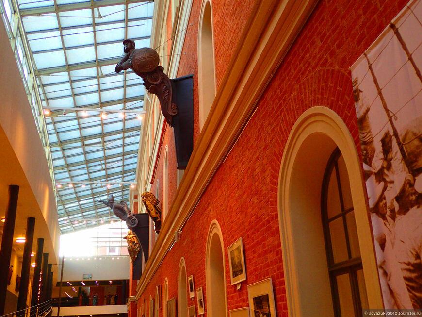 Музей военно морского флота в Санкт Петербурге