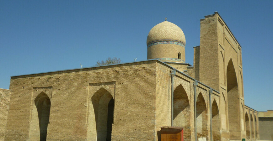 Мечеть Намазгох в Самарканде