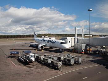 В аэропортах Финляндии будут отменены рейсы в феврале и марте