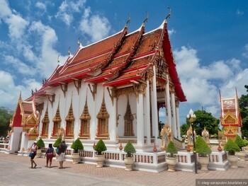 Таиланд в 2018 году принял полтора миллиона российских туристов