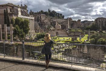 В Риме туристам впервые откроют место убийства Цезаря