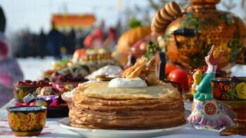 Фестиваль Московская масленица пройдёт в марте