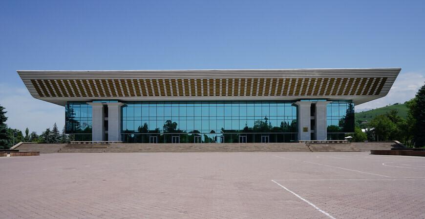 Дворец Республики, Алматы