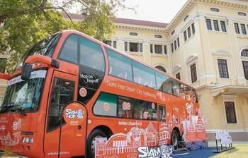 В Бангкоке появились новые автобусные экскурсии для туристов