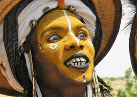 Нигер. Ч - 13. Геревол — главный праздник народа Водабе