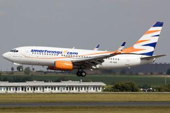 Чешская авиакомпания полетит из Праги в Самару