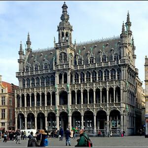Проездом через Брюссель....