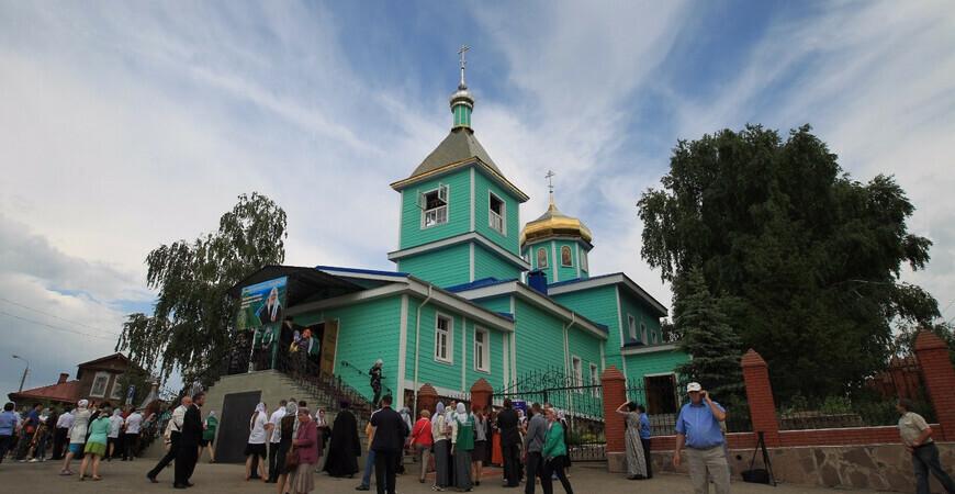 Свято-Сергиевский собор Уфы