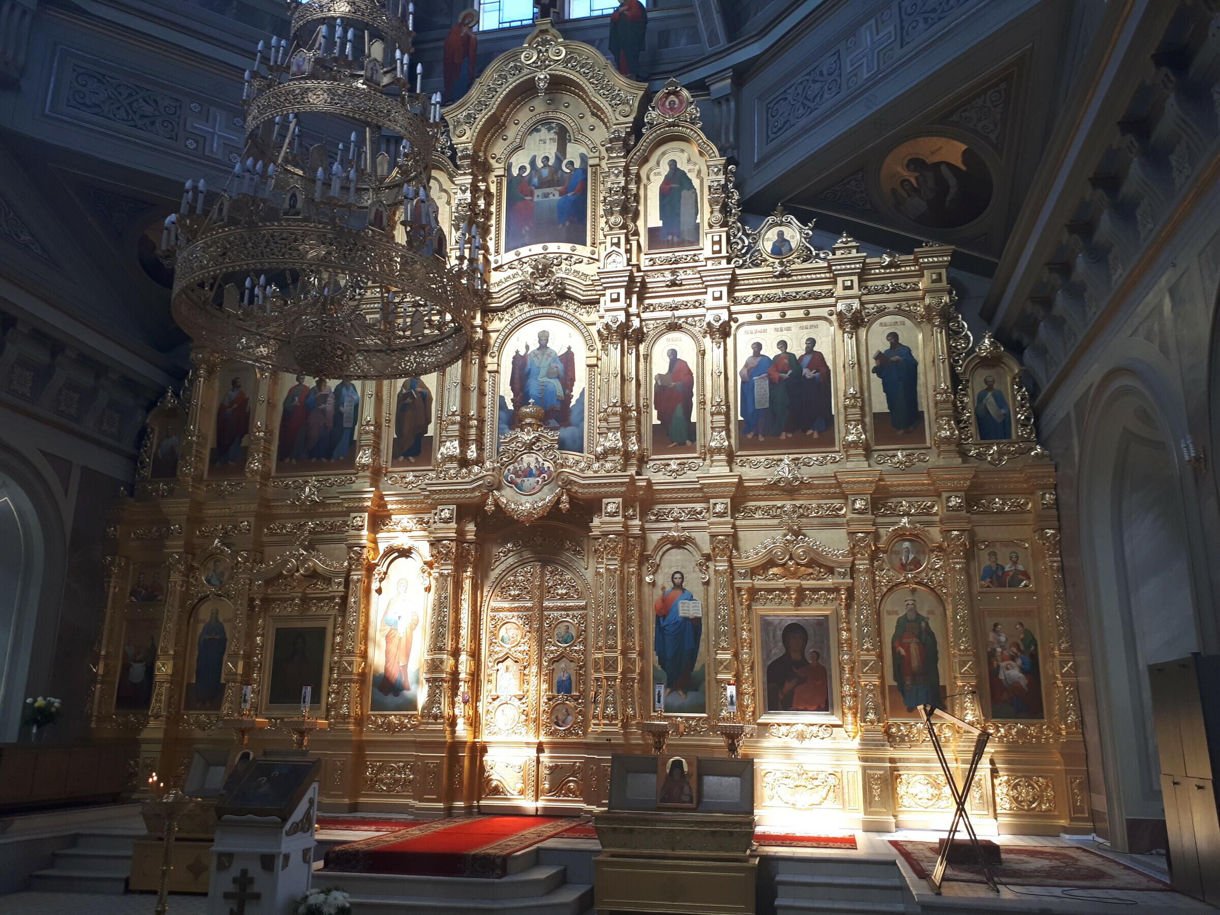 производители иконостас успенского собора владимира фото писал ради простой
