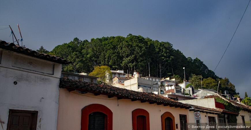 Сан Кристобаль де Лас Касас. Испанский город в горах