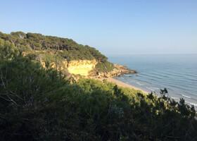 Тропа Ками де Ронда: Таррагона-Тамарит