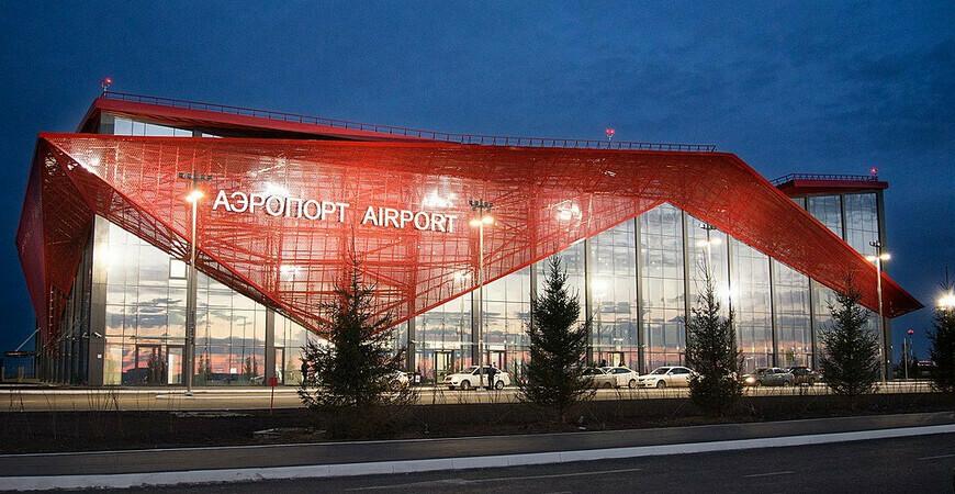 Международный аэропорт Саранска