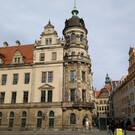 Дрезденский замок-резиденция и музей живописи