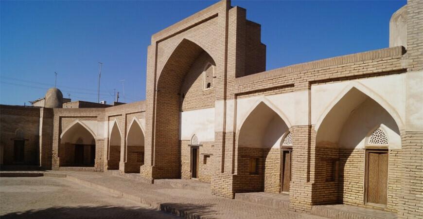 Медресе Шергази-хана в Хиве