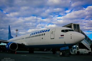 В Сургуте при выходе из самолёта бортпроводник выронил младенца из люльки