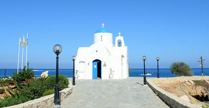Церковь Святого Николая в Протарасе (Agios Nikolaos)