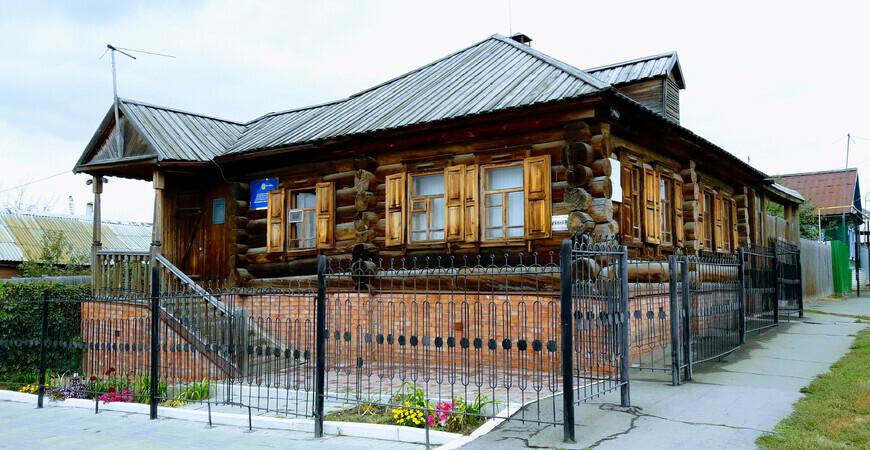 Дом-музей Емельяна Пугачева