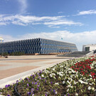 Дворец Независимости в Астане