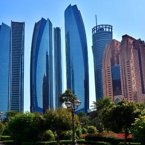 Абу-Даби столица Эмиратов