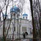 Крестовоздвиженский собор Петрозаводска