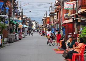 Лёй — Меконг и спокойствие Чианг Кхана