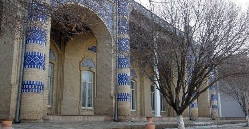 Резиденция Тозабог