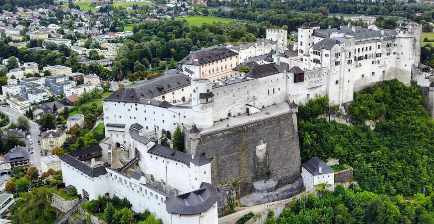 Крепость Хоэнзальцбург (Hohensalzburg)