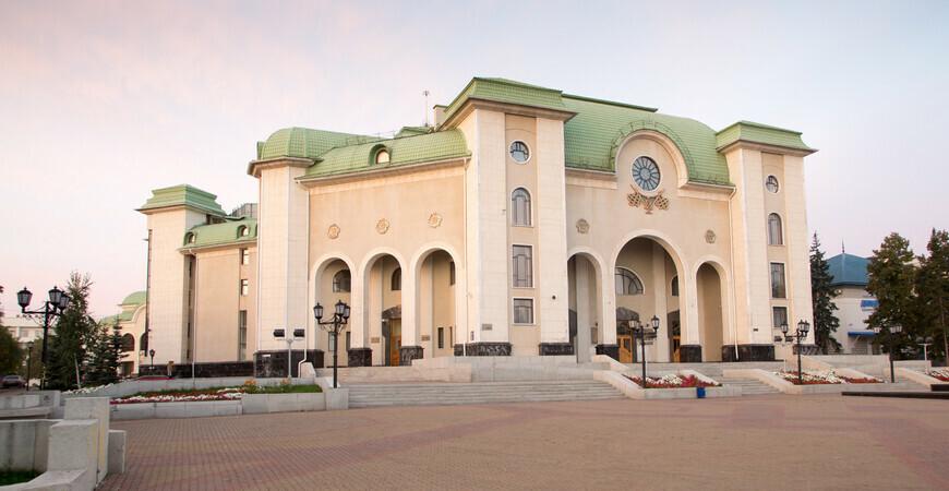 Башкирский театр драмы
