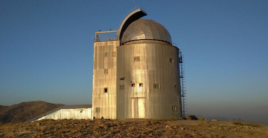 Обсерватория Майданак в Шахрисабзе