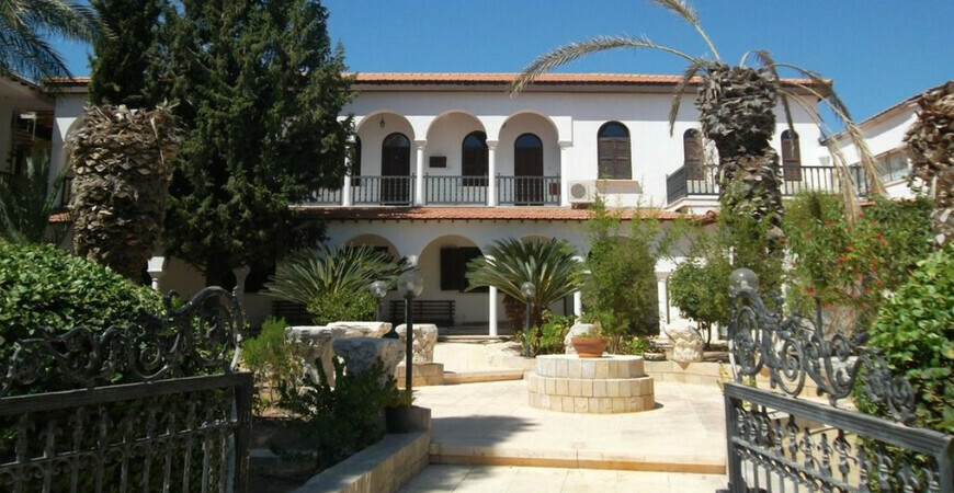 Византийский музей в Пафосе