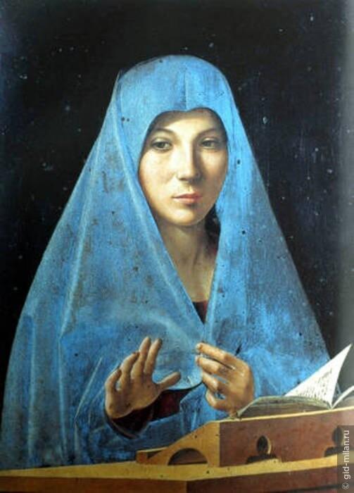 Тайна человеческой души. Выставка Антонелло да Мессина в Милане
