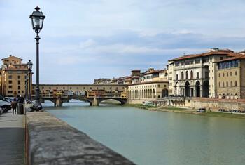 Во Флоренции для туристов полностью откроют коридор Вазари