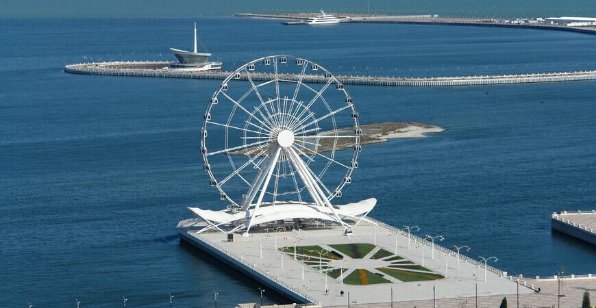 Бакинское колесо обозрения