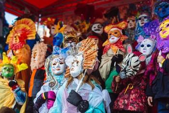 В Праге пройдёт знаменитый Богемский карнавал