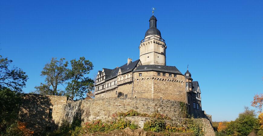 Замок Фалькенштайн (Burg Falkenstein)