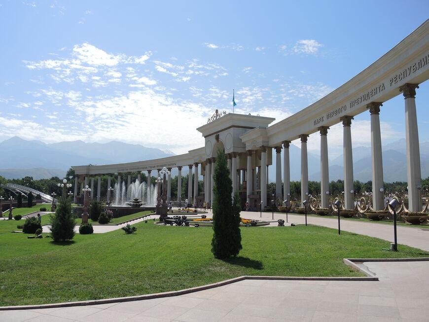 Парк Первого Президента Республики Казахстан
