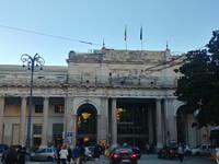 Генуя город порт.Часть 2-я.