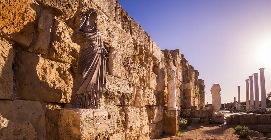 Саламин (Саламис) на Кипре