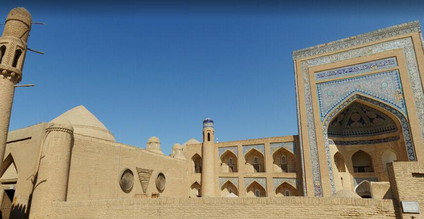 Караван-сарай Алла-Кули-хана в Хиве