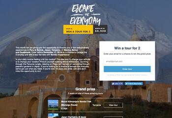 Австрийская компания ищет туристов, чтобы бесплатно отправить их в кругосветку